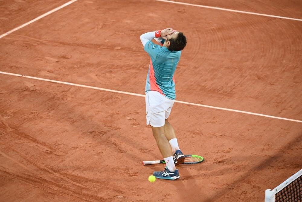 Hugo Gaston, Roland Garros 2020, third round