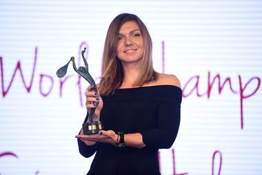 Simona Halep - itf tennis - diner des champions du monde 2019