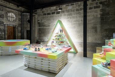 Exposition Playground - Le design des sneakers, madd-Bordeaux