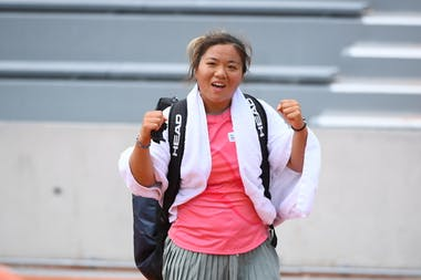 Liang En-Shuo, Roland Garros 2021, qualifying third round