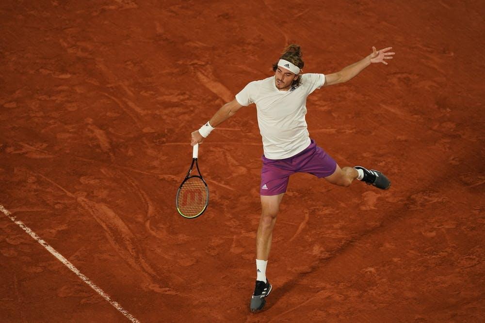 Stefanos Tsitsipas, Roland Garros 2021, third round