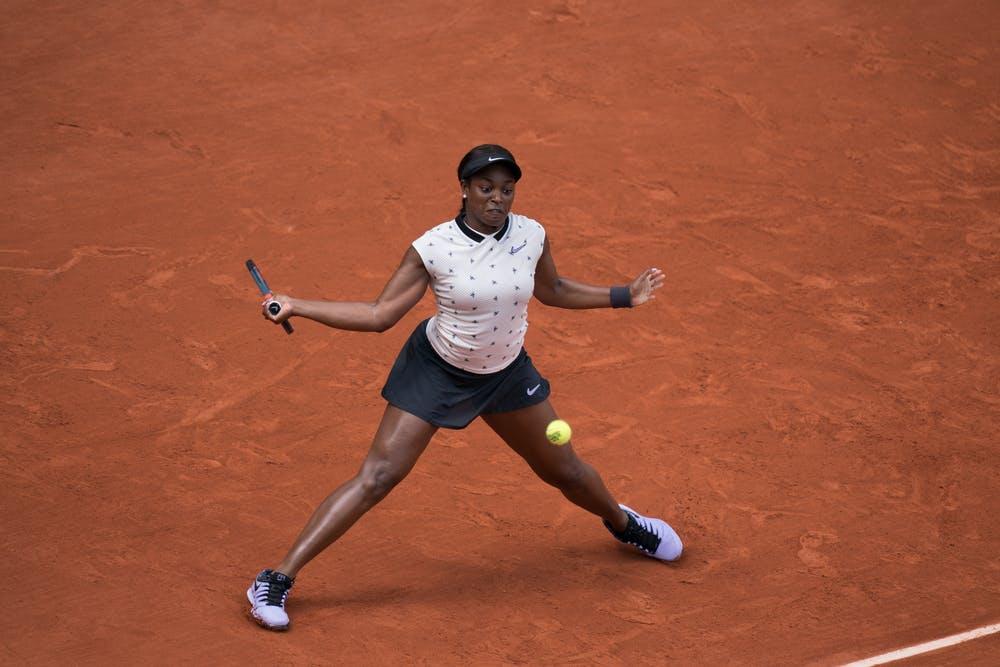 Sloane Stephens - Roland-Garros 2019 - 2e tour