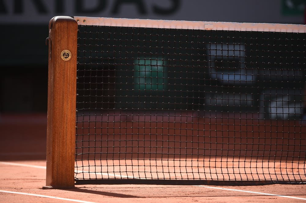 Roland-Garros 2020, filet, programme