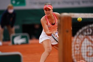 Sofia Kenin, demi-finales, Roland-Garros 2020