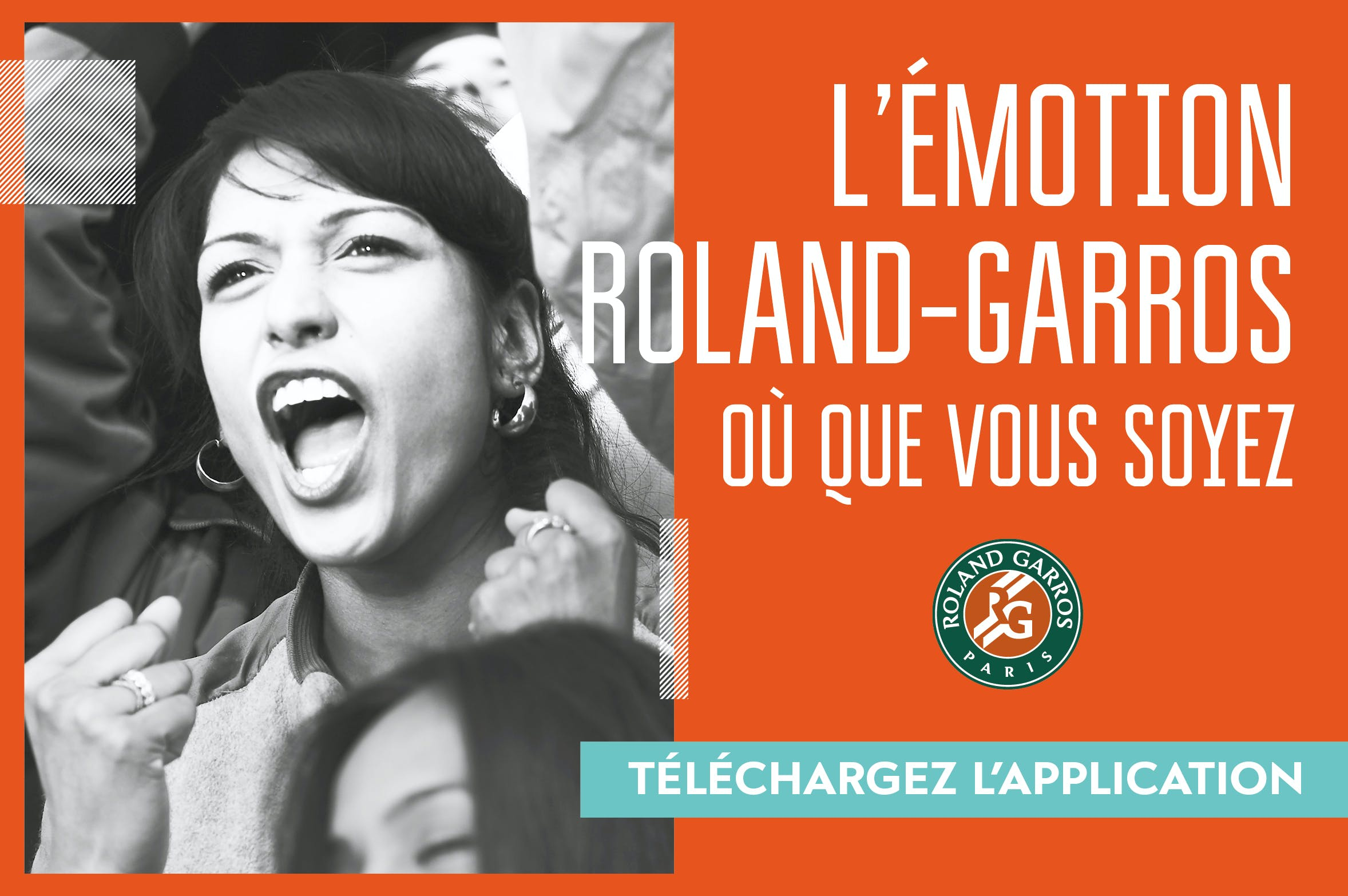 Application Roland-Garros 2020
