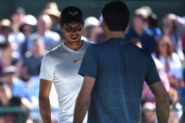 Indian Wells 2019 - Federer - Nadal