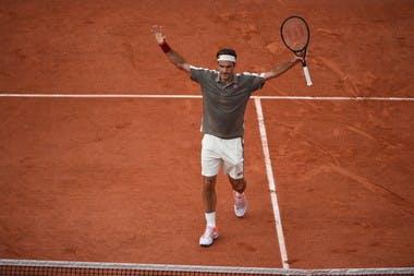 Roland-Garros 2019 - Federer