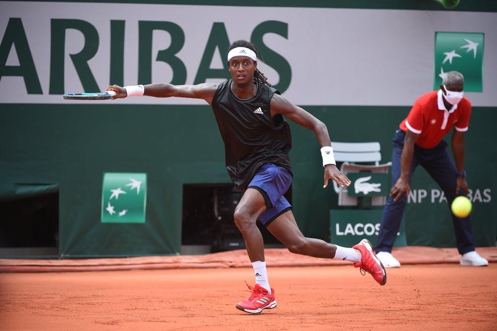 Mikael Ymer, Roland-Garros 2021, second round