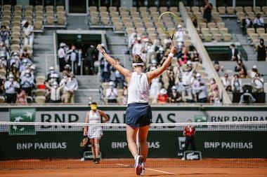 Barbora Krejcikova, Anastasia Pavlyuchenkova, Roland Garros 2021, final