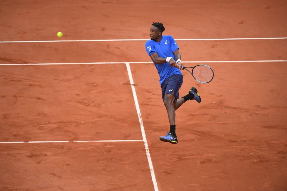 Gaël Monfils - Roland Garros - 2019