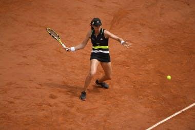 Johanna Konta - Roland-Garros 2019 - quarts de finale
