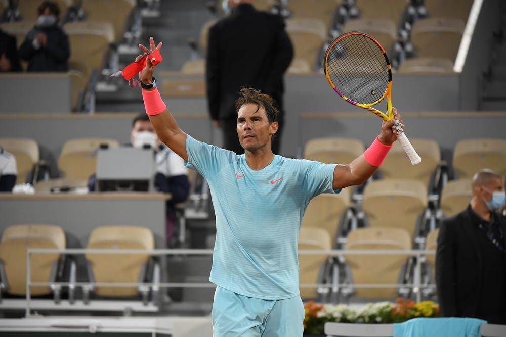 Rafael Nadal, Roland-Garros 2020, first round