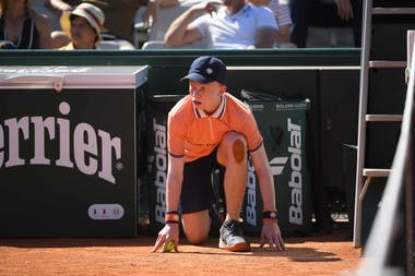 Ball kid roland garros 2019