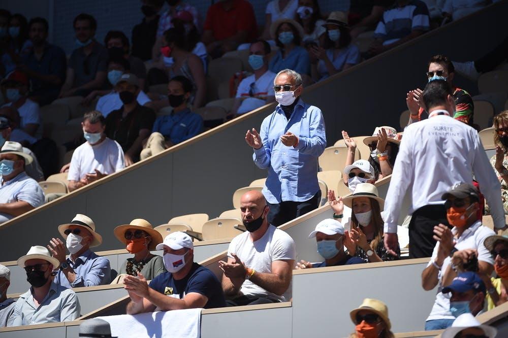 Team Djokovic, Roland-Garros 2021, final