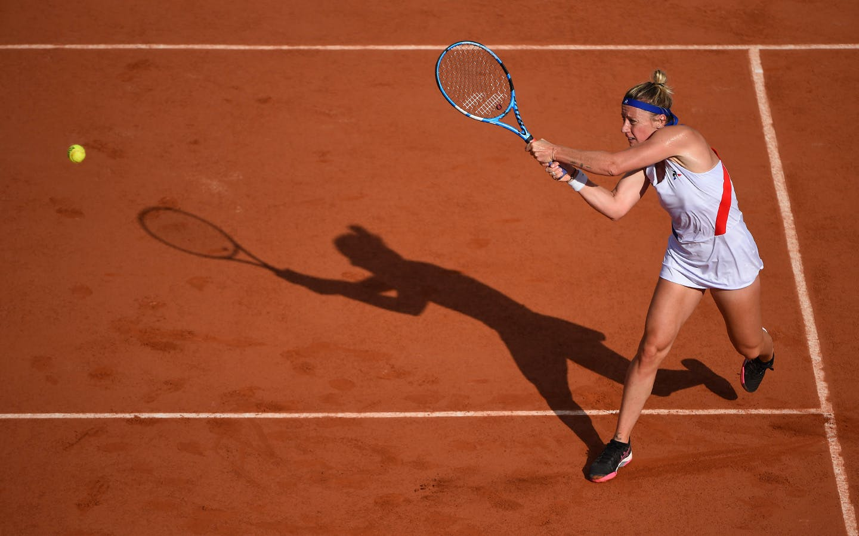 Roland-Garros 2018, Pauline Parmentier