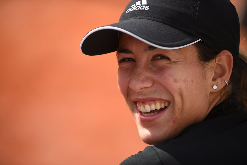 Garbine Muguruza Roland Garros 2019