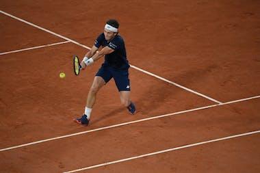 Casper Ruud, Roland-Garros 2020, 3e tour