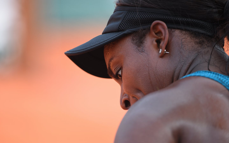 Sloane Stephens, Roland-Garros 2018