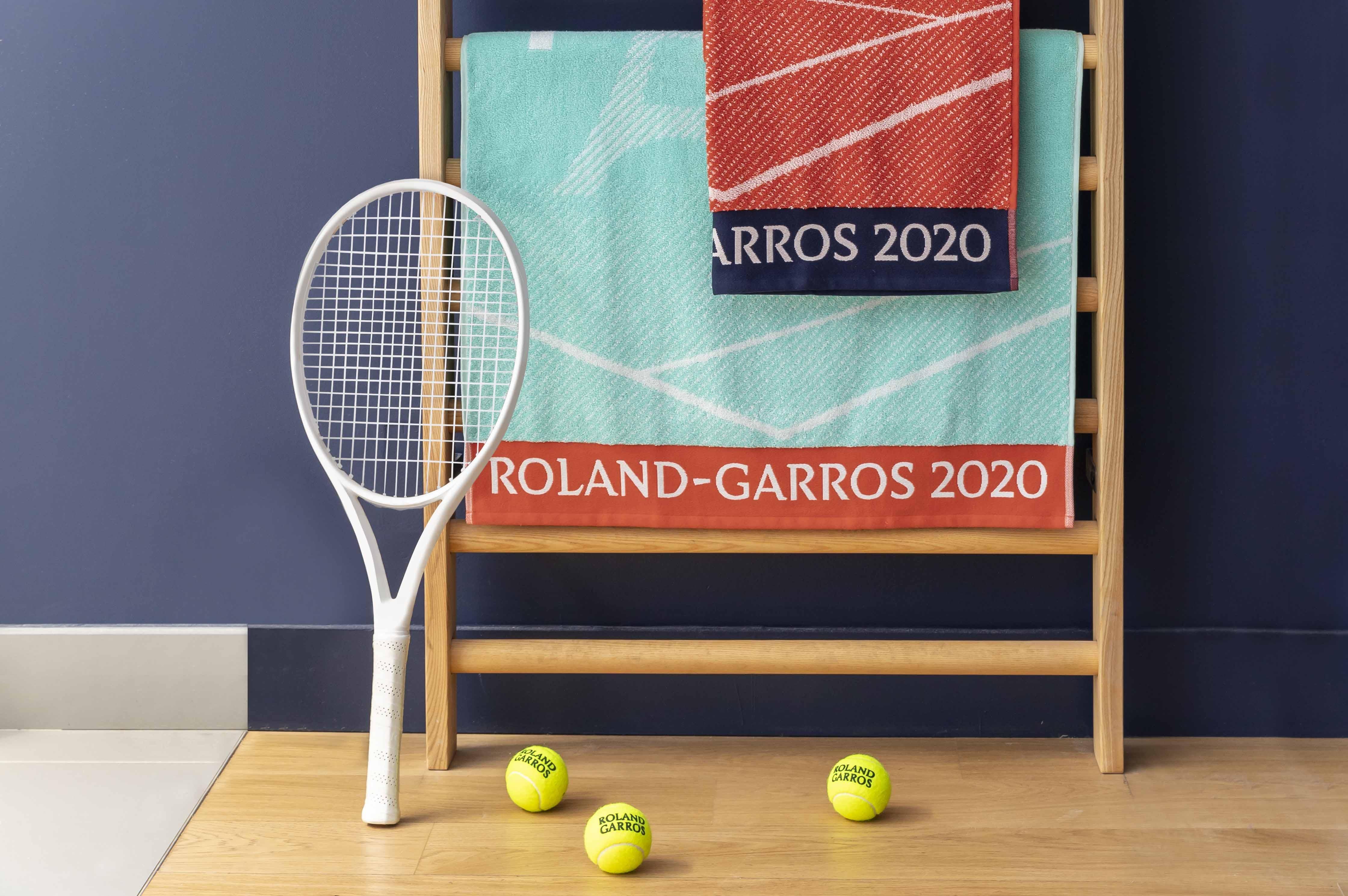 Roland-Garros 2020 towels
