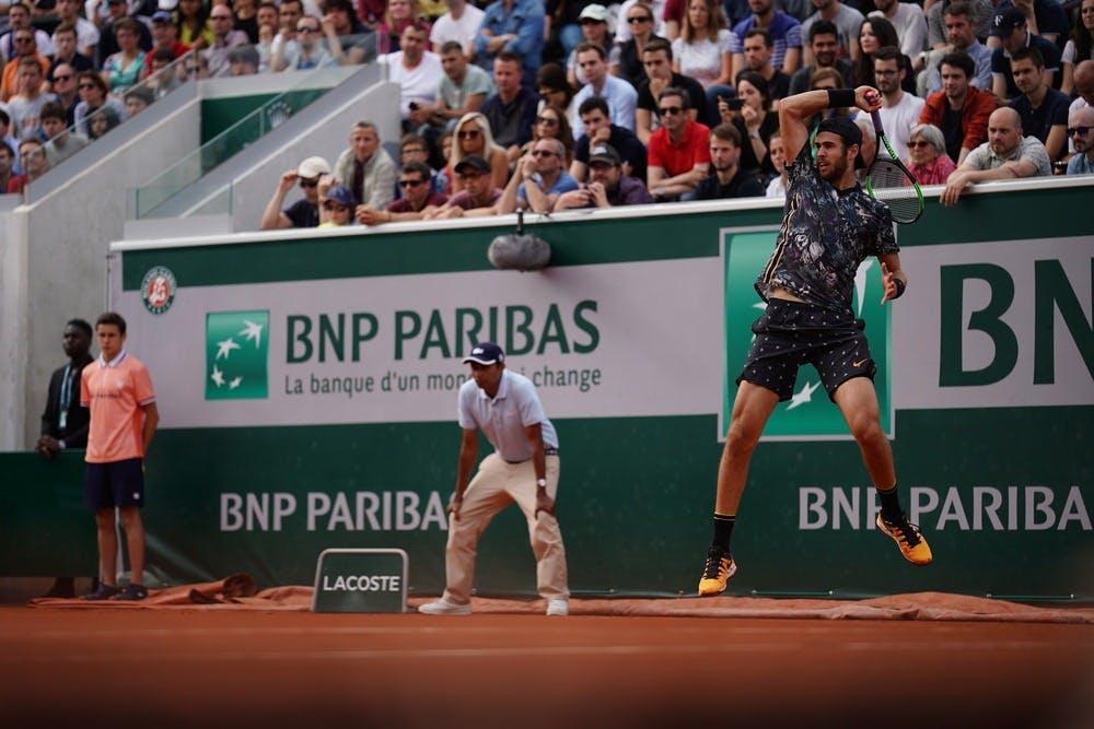 Karen Khachanov - 2019 - Roland-Garros
