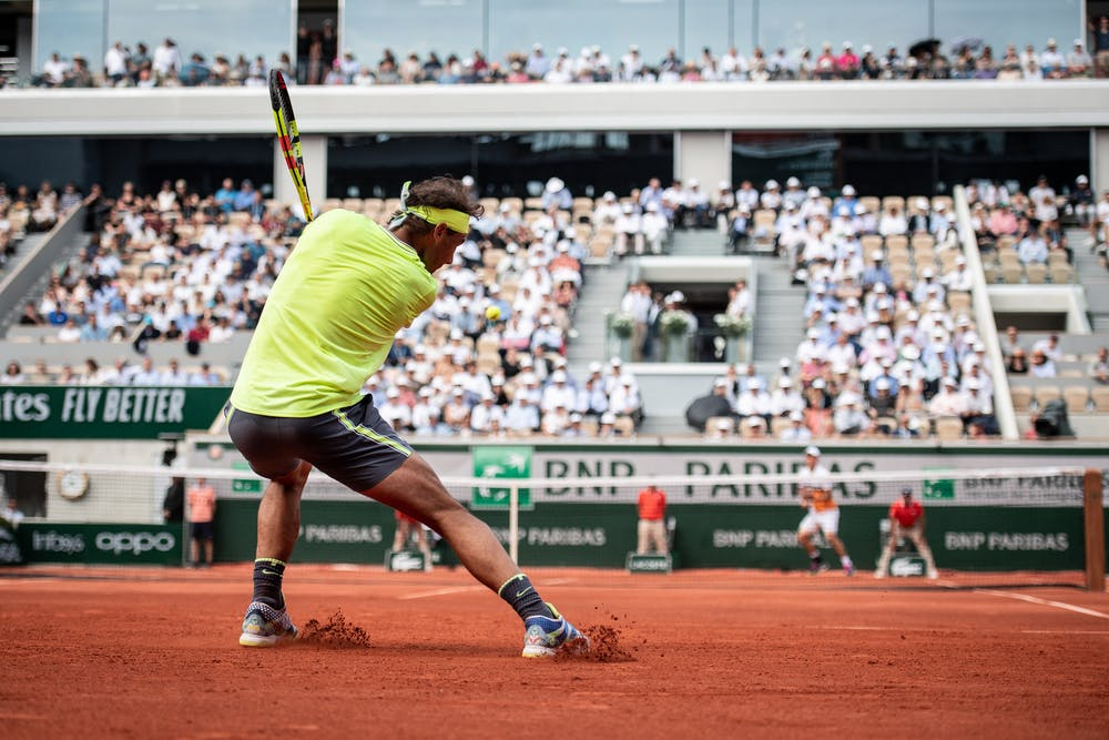 Rafael Nadal - Roland-Garros 2019 - quarts de finale