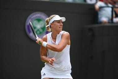 Angelique Kerber round of 16 Wimbledon 2018