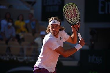 Stefanos Tsitsipas / Finale Roland-Garros 2021