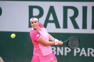 Ons Jabeur, Roland Garros 2020, third round
