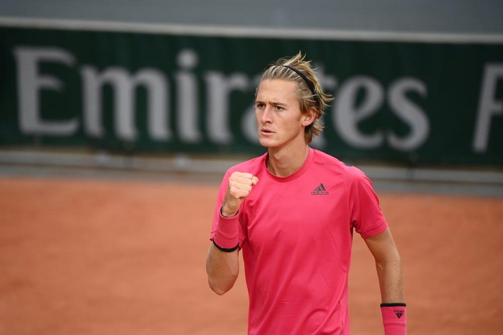 Sebastian Korda, Roland Garros 2020, third round