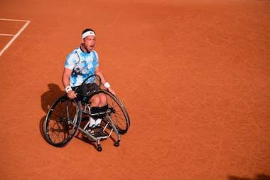 Alfie Hewett Roland Garros 2021