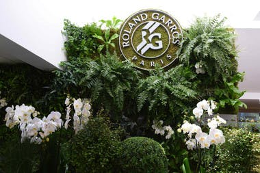 Plants in Roland-Garros
