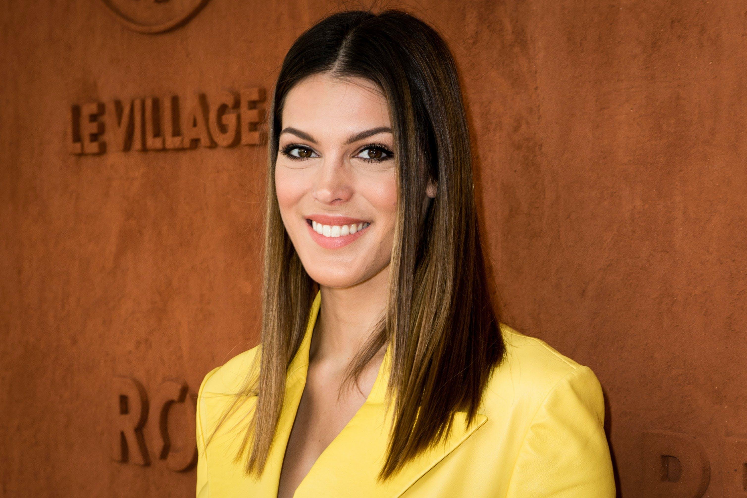 Miss Universe Iris Mittenaere Roland-Garros 2019