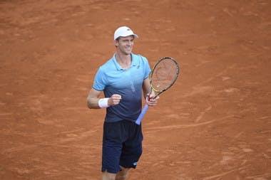 Kevin Anderson Roland-Garros 2018.
