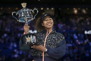 Naomi Osaka Australian Open 2021 championne