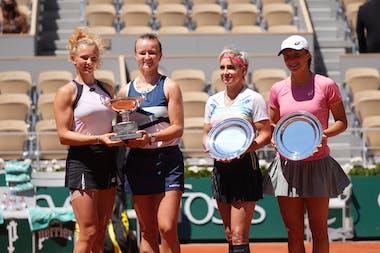 Finale double dames - Roland-Garros 2021