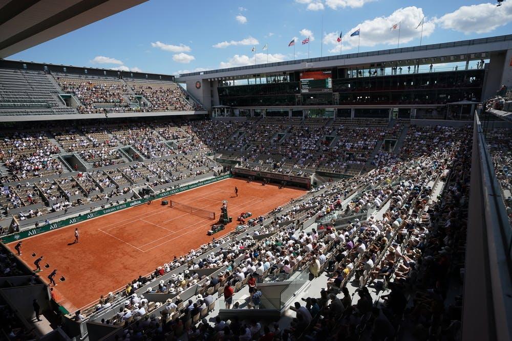 Stefanos Tsitsipas, Alexander Zverev, Roland-Garros 2021, semi-final