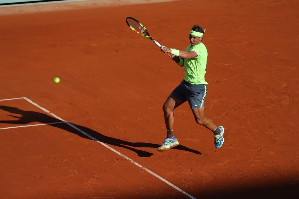 Rafael Nadal - Roland-Garros 2019 - troisième tour