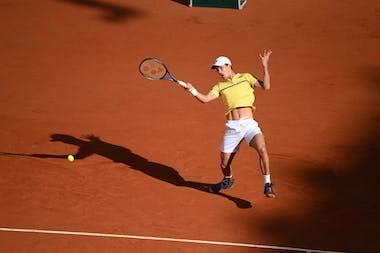 Daniel Altmarier, Roland-Garros 2020, 3e tour