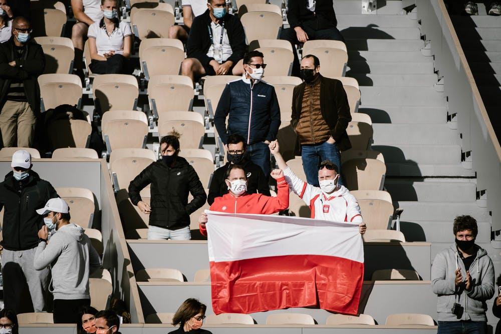 Roland-Garros 2020 supporters