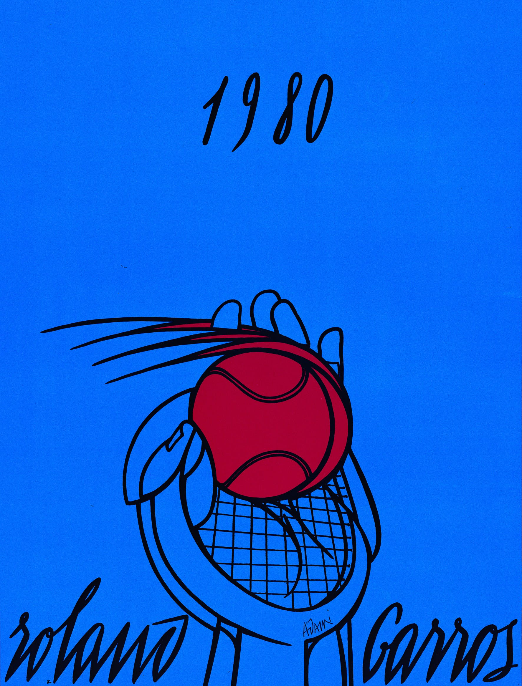 Poster art at the French - Roland-Garros - The 2020 Roland ...