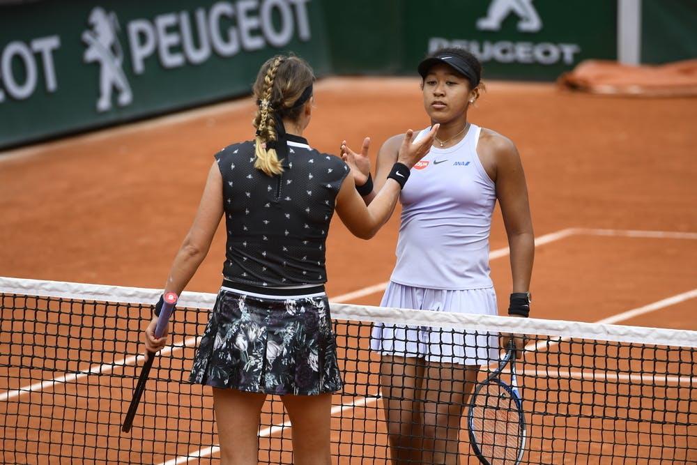 Osaka Azarenka Roland-Garros 2019