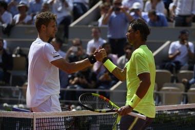 Rafael Nadal Yannick Hanfmann