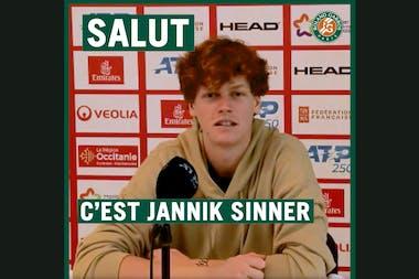 Jannik Sinner