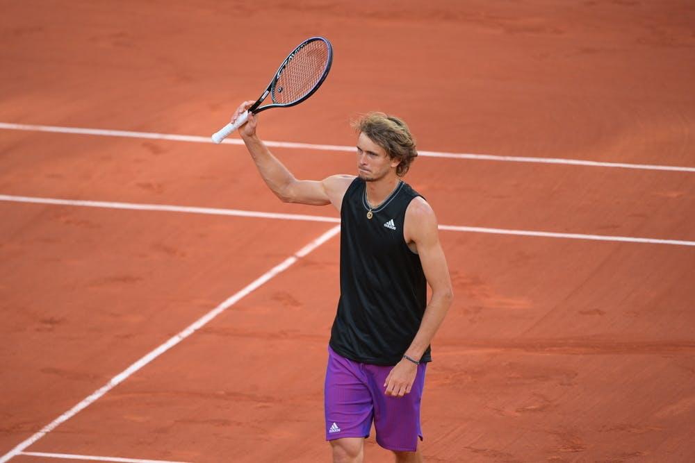 Alexander Zverev, Roland-Garros 2021