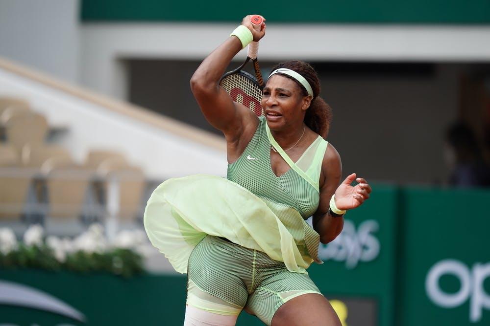 Serena Williams Roland Garros 2021