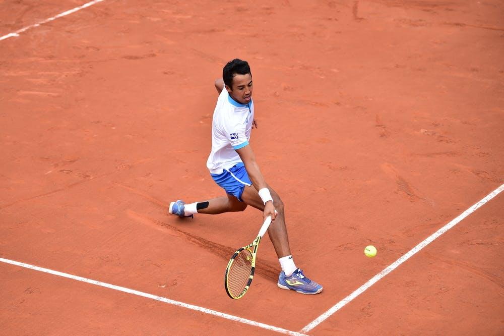Hugo Dellien, Roland-Garros 2021