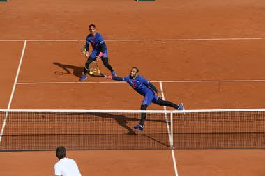 Robert Farah, Juan Sebastian Cabal, Roland Garros 2020, third round