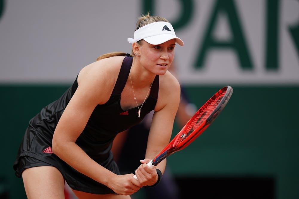 Elena Rybakina, Roland-Garros 2021 third round
