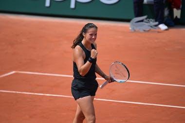 Daria Kasatkina, Roland Garros 2021, second round