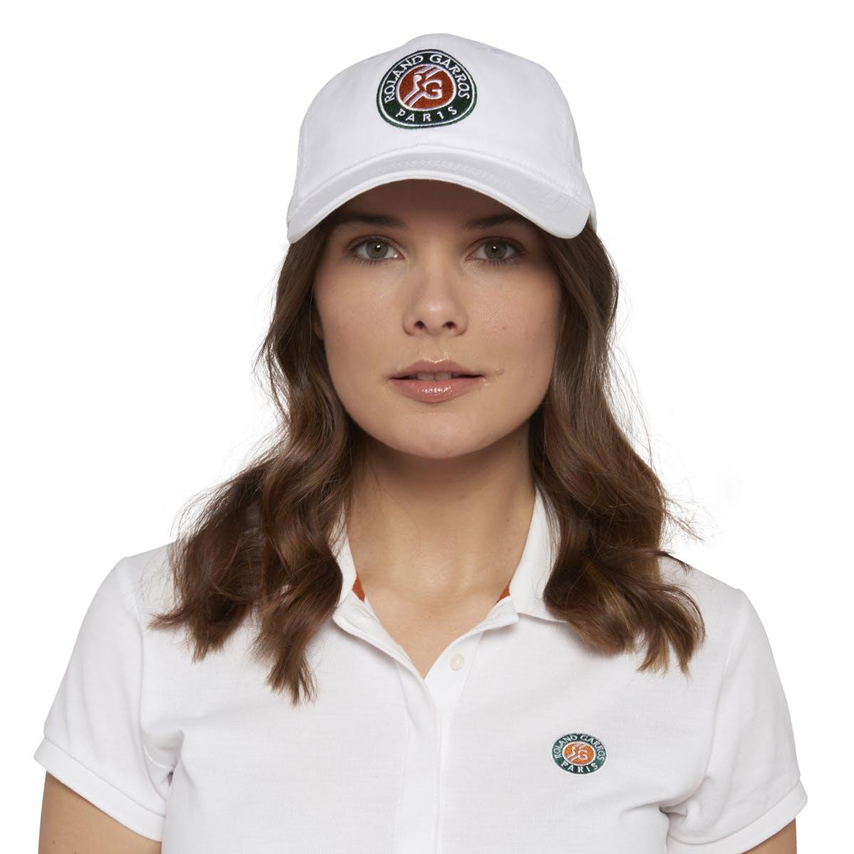 Casquette logo Roland-Garros